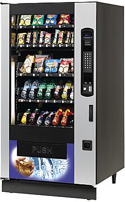protein drink vending machine
