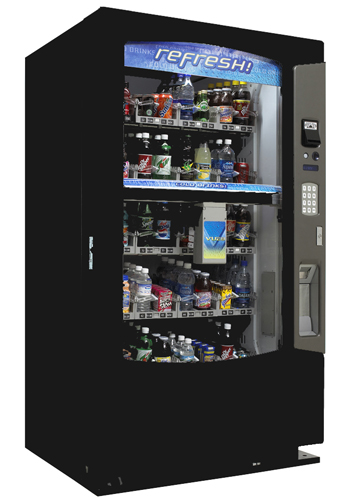 vendo vending machine