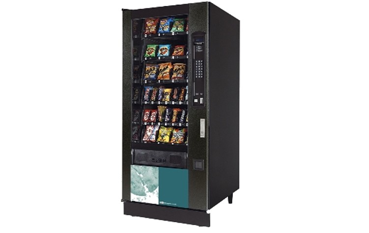 trade vending machine