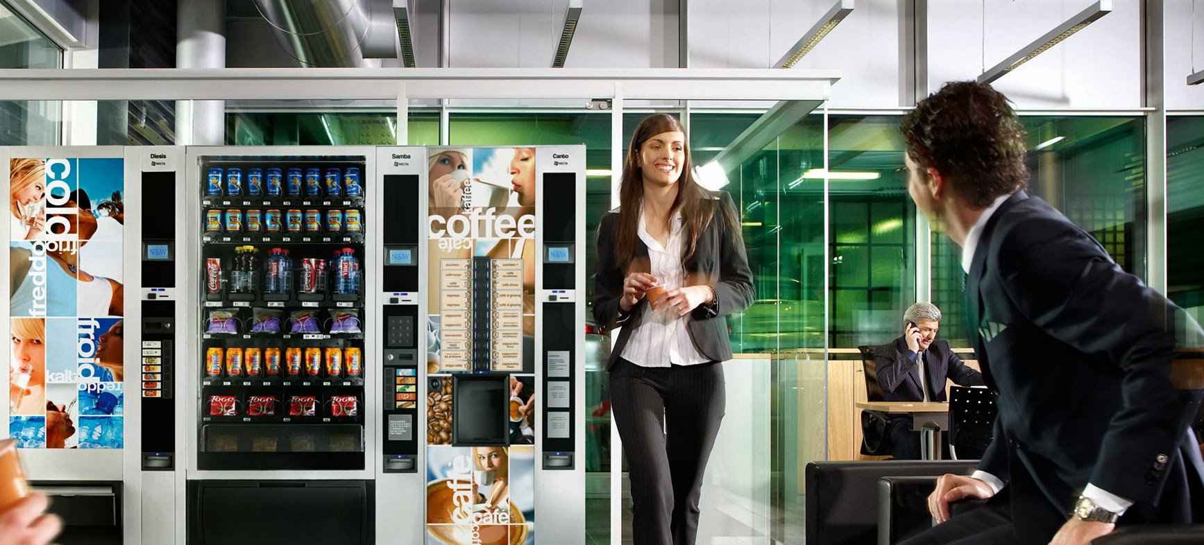 Image result for vending machine OFFICE