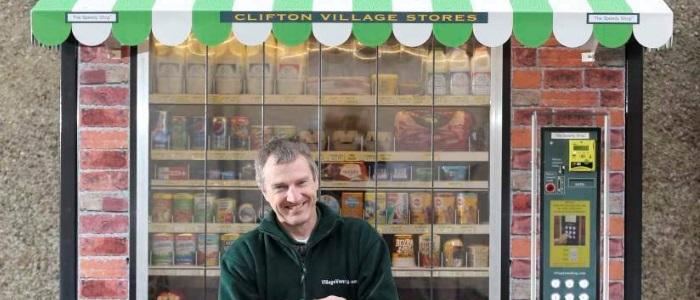 Clifton Speedy Shop Peter Fox